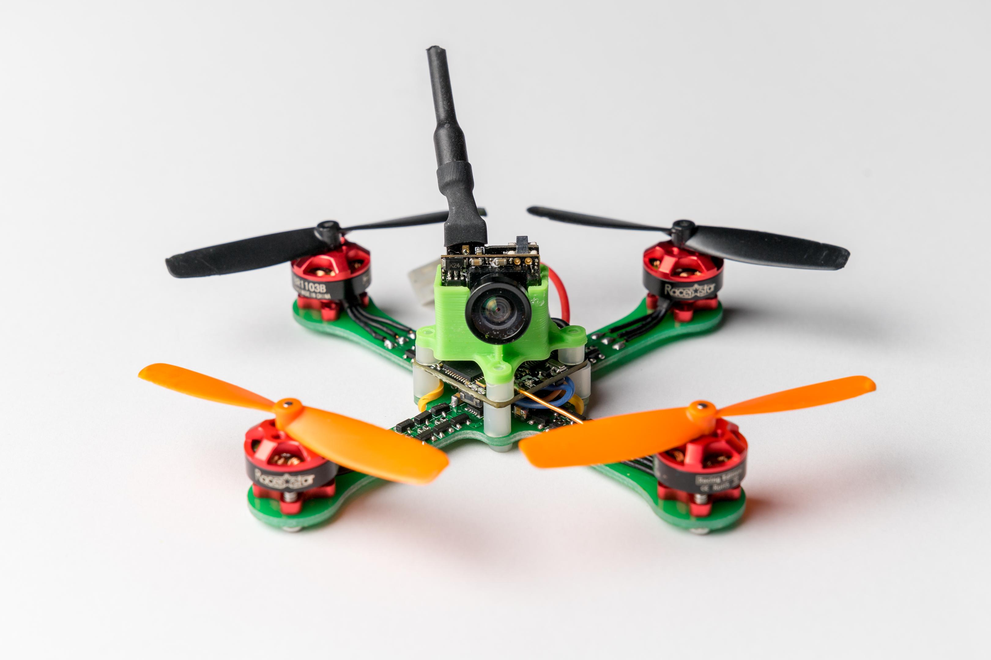 Micro Quad ESC Frame – Andrew Taylor
